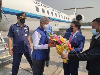 Jaishankar hails B'desh's exit