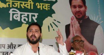 BJP, RJD MLAs engage in