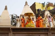 No entry in Kashi Vishwanath's