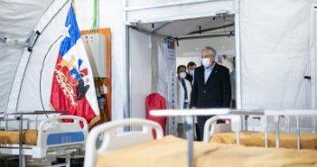 Chilean Prez warns of difficult