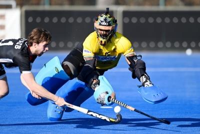 Hockey: India thrash Germany