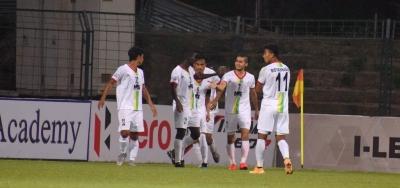 I-League: TRAU edge past