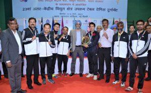 PFC organizes 23rd Inter CPSU Table Tennis Tournament