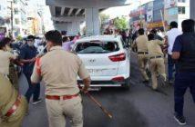 Telangana's Bhainsa town tense