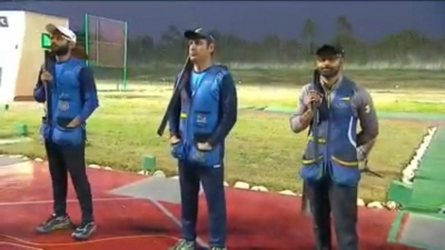 Shooting trials in Bhopal