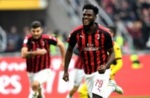 Milan survive home scare