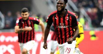 Milan survive home scare