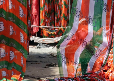 BJP, Cong fight for