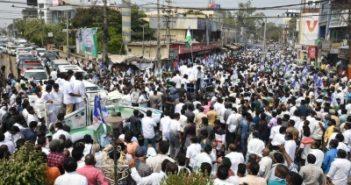 BJP, YSRCP Tirupati by-poll