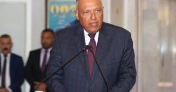 Egyptian, Libyan FMs discuss