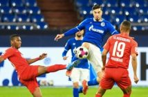 Schalke's winless run ends