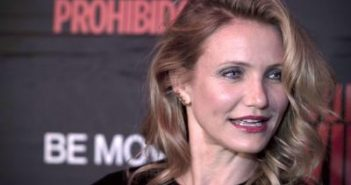 Cameron Diaz opens up on