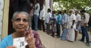 TN sees 72% turnout, Puducherry 82%