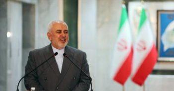 Iranian FM urges US to return