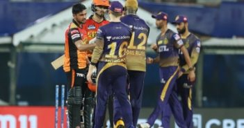 KKR beat SRH by