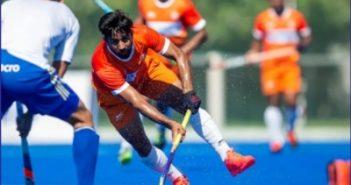 India, Argentina in 4-4 draw