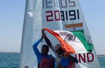 Indian Army sailor wins qualification spot for Tokyo Olympics