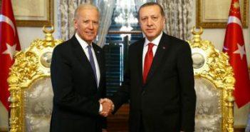 Biden, Erdogan hold phone