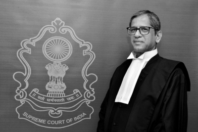 Justice Ramana appointed the