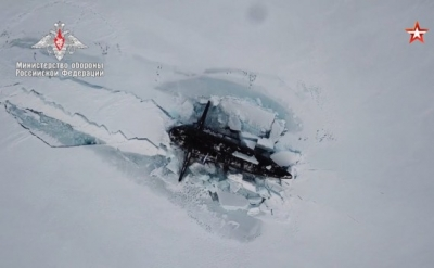 Arctic militarily important for
