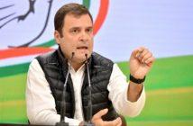Rahul Gandhi suspends all