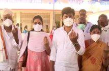 Tirupati bypoll: Gurumoorthy