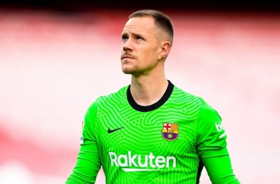 German goalkeeper Ter