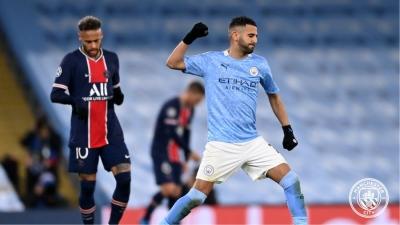 City reach maiden Champions