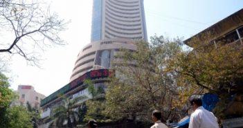 Sensex down 400 points;