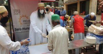 Eid Mubarak: Volunteers