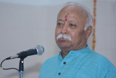 Bhagwat, Premji among those