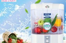 Kent Launches Ultima Vegetable Cleaner to ensure safe