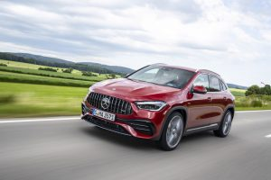 Mercedes-Benz India debuts the GLA and AMG GLA