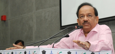 Harsh Vardhan to hold a