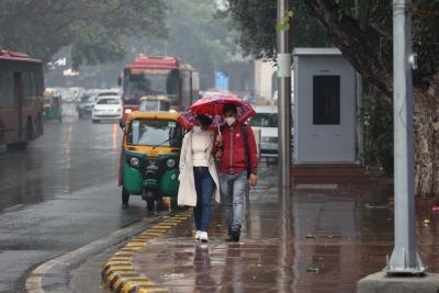 Delhi, adjoining cities receives