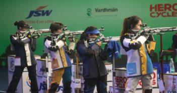 Shooter Apurvi will gradually