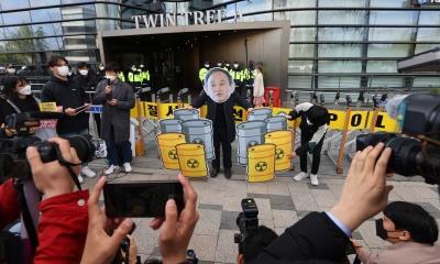 S.Korea mulls talks with Japan