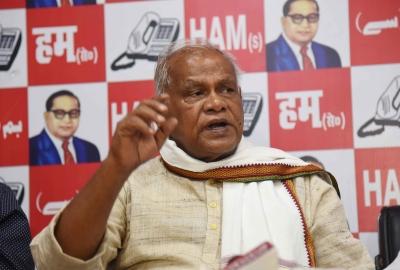 Manjhi slams BJP for making