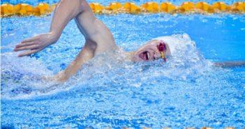 Chinese swimmer Sun Yang's