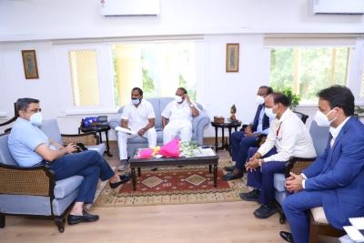 Telangana seeks more efforts