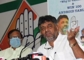 K'taka Cong to collect data of Covid-hit families to 'expose' BJP