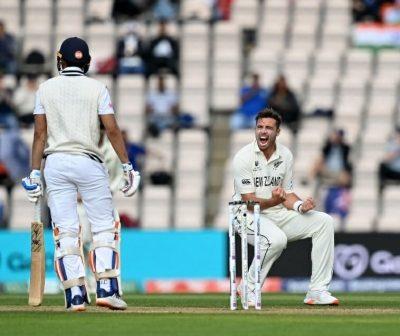 WTC final: India 64/2 at stumps