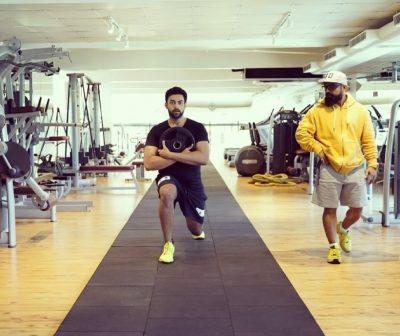 Varun Konidela says 'leg days'
