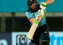 Buttler misses 2nd T20I due to calf injury
