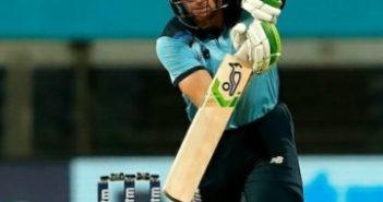 Buttler misses 2nd T20I due