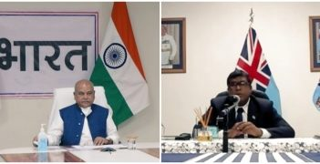 India, Fiji sign MoU for