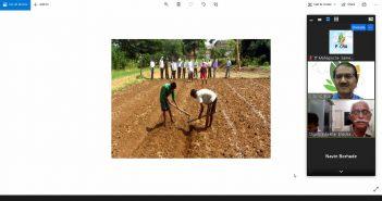 शून्य मशागत तंत्राने शेतीचा खर्च कमी व उत्पादन अधिक