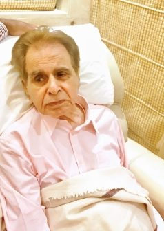 Dilip Kumar discharged from the