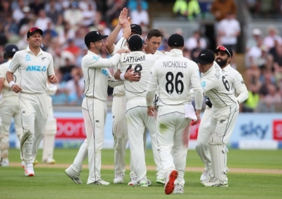 2nd Test vs NZ: England 258/7 in