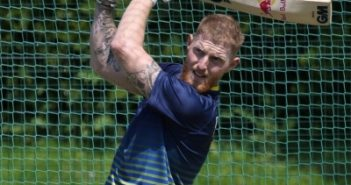 Stokes's return to give huge